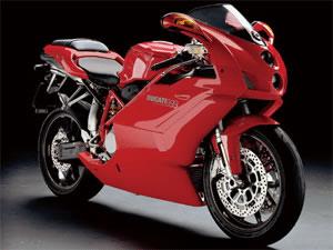 Мотоцикл DUCATI SUPERBIKE 999