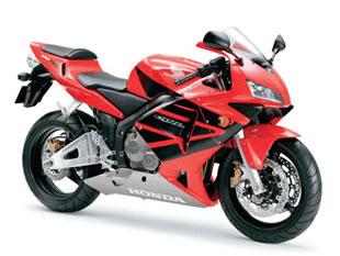 Мотоцикл HONDA CBR600RR6