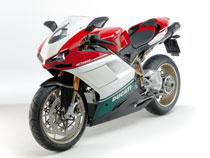 Ducati 1098S Tricolore 2007