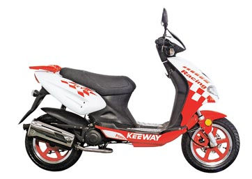 Скутер Keeway RY8 150 2007