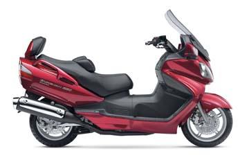 Макси-скутер