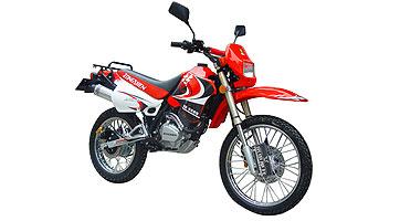 Мотоцикл Zongshen ZS200GY-A