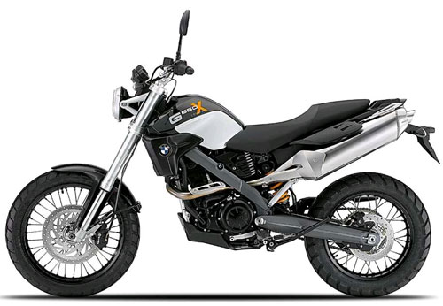 Мотоцикл BMW G 650 Xcountry