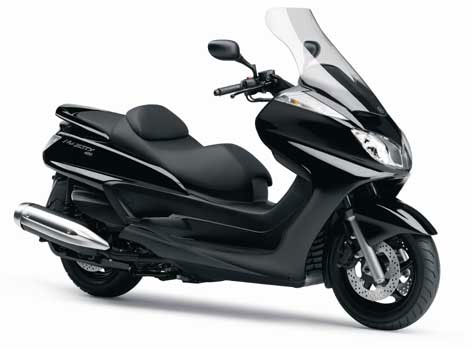 Скутер Yamaha Majesty 400