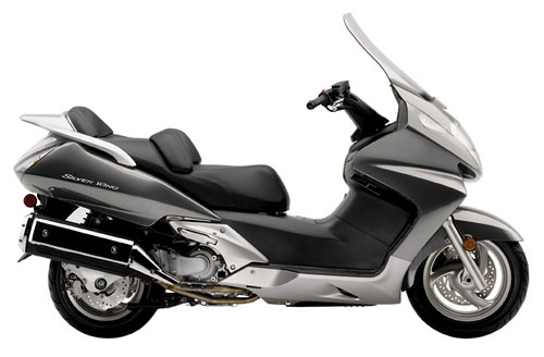 honda silver wing 600 abs. Black Bedroom Furniture Sets. Home Design Ideas
