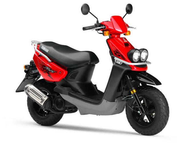 Скутер Yamaha BWs