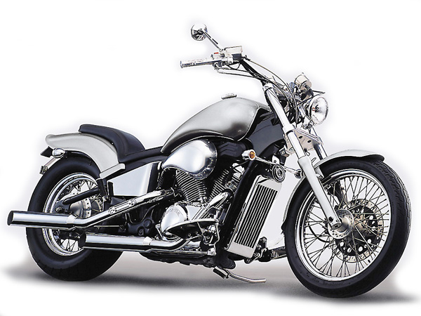 Мотоцикл Honda Steed