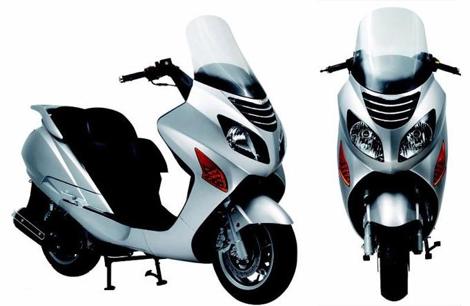 Скутер Hyosung MS3 250