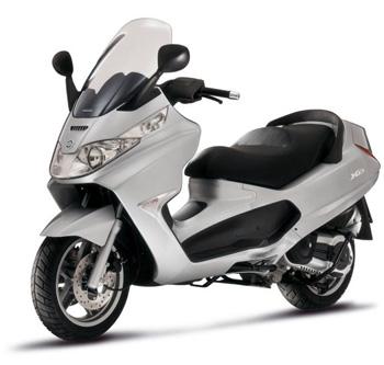 Piaggio X8 400 2008