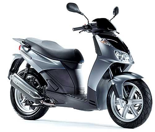 Aprilia SportCity 250