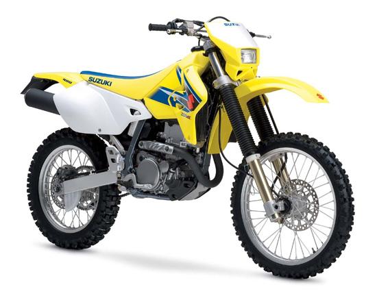 Эндуро Suzuki DR-Z400E