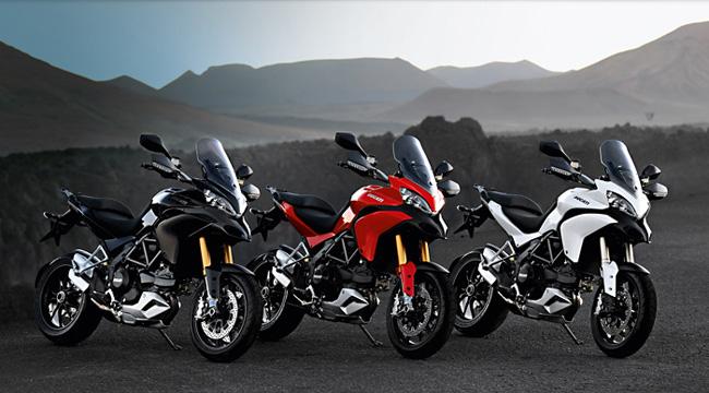Ducati Multistrada 1200S фото мотоцикла