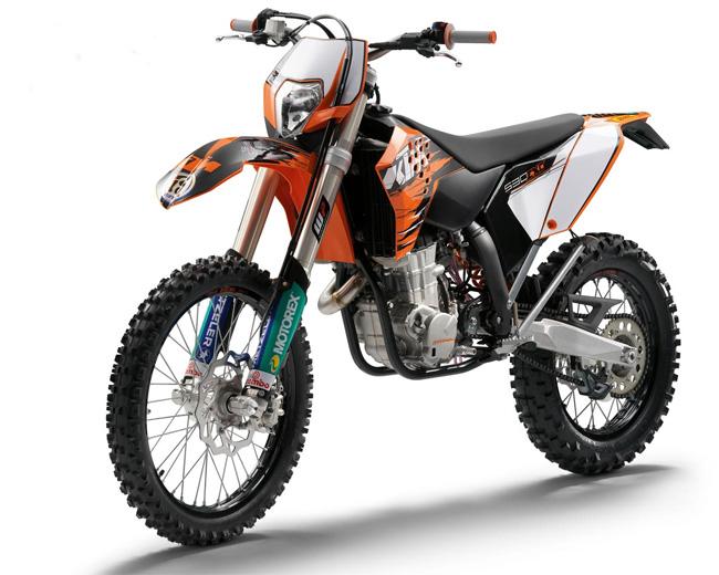 KTM 530 EXC фото мотоцикла