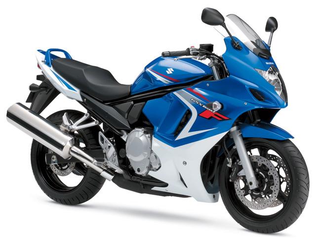 мотоцикл Suzuki GSX650F фото