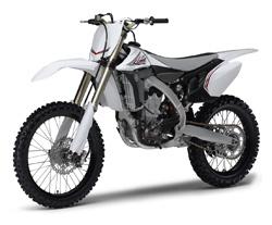 Yamaha YZF450F