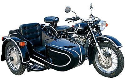 Мотоцикл УРАЛ Ретро