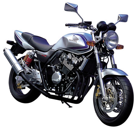 фото Honda CB400 Super Four