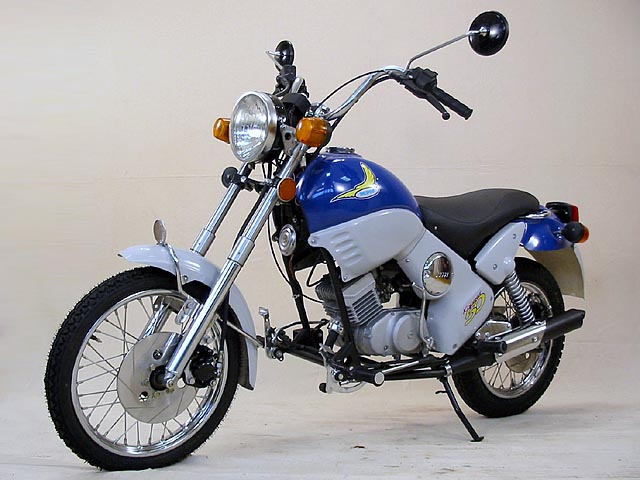 ИЖ Корнет (фото мотоцикла)