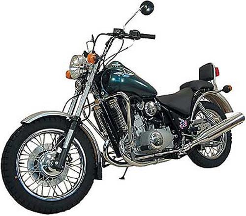 ИЖ Юнкер (фото мотоцикла)