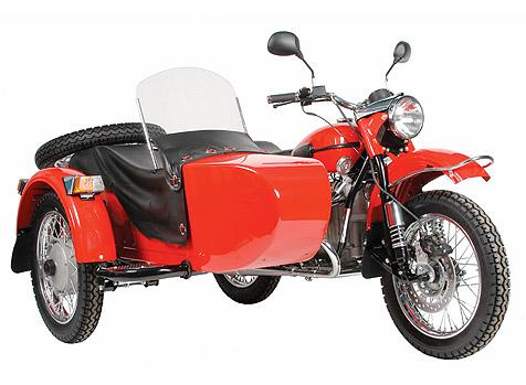 Модель мотоцикла урал имз 8 103 40 иначе