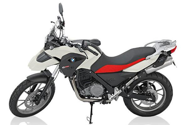 BMW G 650 GS фото мотоцикла