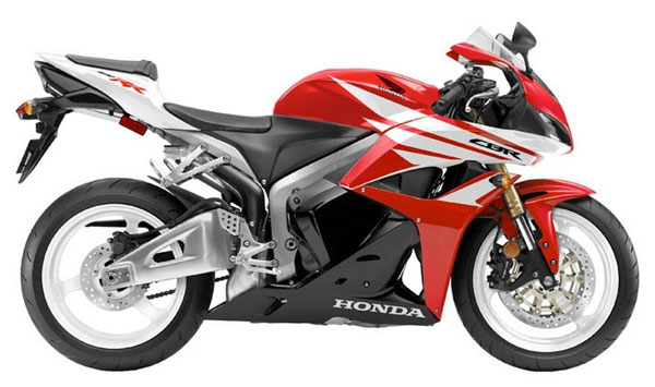 Honda CBR600RR фото