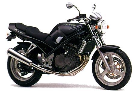 Suzuki Bandit GSF 250