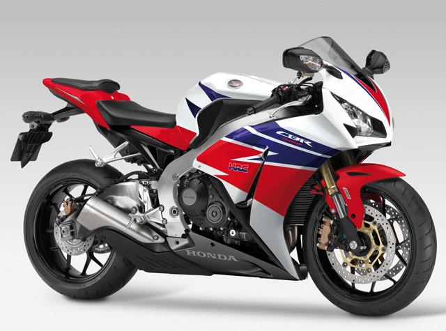 Honda CBR1000RR FireBlade 2013