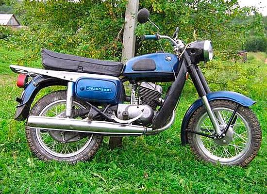 мотоцикл Восход 2 М