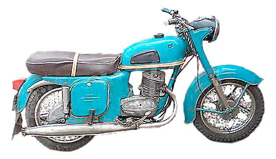 Мотоцикл Восход-1