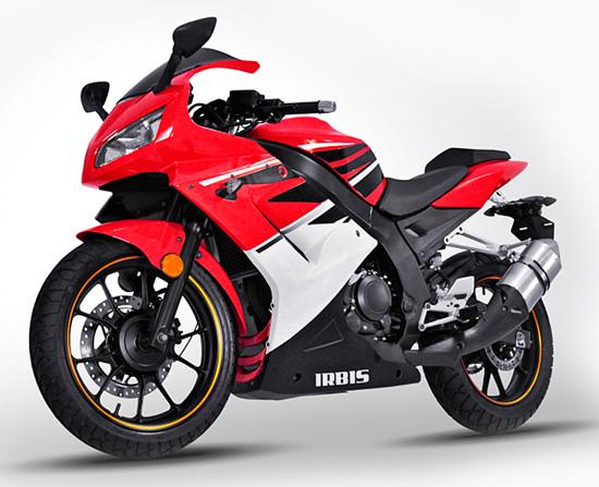 отзыв о мотоцикле ирбис z1
