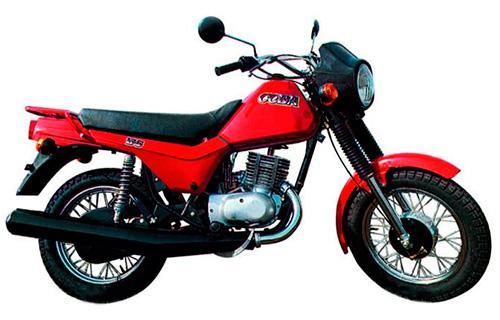 Мотоцикл Сова 200 и 175