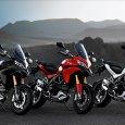 Спортивный мотоцикл Ducati Multistrada 1200S