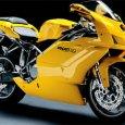 Мотоцикл DUCATI SUPERBIKE 749