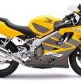 Мотоцикл Honda CBR 600 F4i