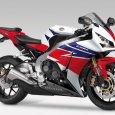 СуперСпорт-байк Honda CBR1000RR FireBlade