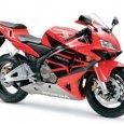 Мотоцикл HONDA CBR 600 RR6