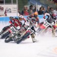 Зимняя езда на мотоцикле - Ice Racing
