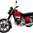 Дорожный мотоцикл ИЖ Юпитер-5