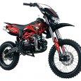 Irbis TTR 125R – классический кроссовый мотоцикл
