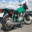 Дорожный мотоцикл Иж Сайгак