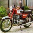 Мотоцикл ЯВА 350/634