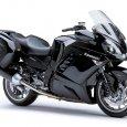 Туристический мотоцикл Kawasaki 1400 GTR