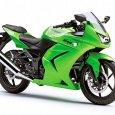 Спортивный мотоцикл Kawasaki Ninja 250R