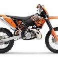 Внедорожный мотоцикл KTM 200 EXC 2008