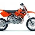 Детский мотоцикл KTM 65 SX