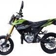 Мотоцикл эндуро Stels TRIGGER 50