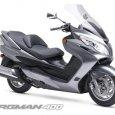"""Макси-скутер Suzuki класса """"люкс"""" - Burgman 400"""