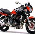 Дорожный мотоцикл Suzuki GSF 400 Bandit