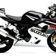 Мотоцикл SUZUKI GSX R600K5